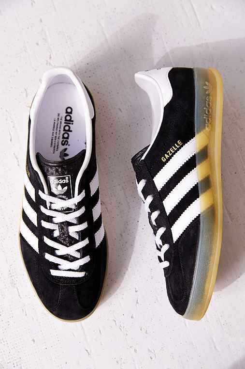 adidas Originals Gazelle Gum-Sole Indoor from Urban Outfitters a4a7d73554