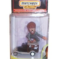 The Wolf Man - Matchbox Collectibles Character Car Collection - Monster Series