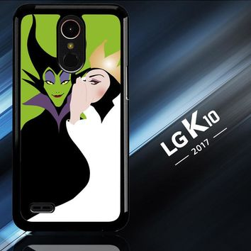 Disney Evil Queen Y0750 LG K10 2017 | LG K20 Plus | LG Harmony  Case