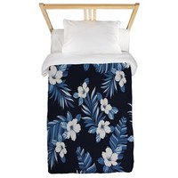 Hawaiian Blue Twin Duvet> Single Double and Kind Duvets> The Afterlife Online Clothing