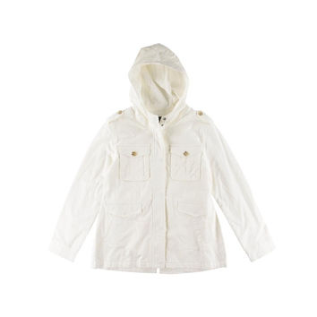 Sanctuary Womens Snow Patrol Twill Hooded Jacket