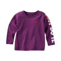 Nike Snow Just Do It Infant/Toddler Girls' T-Shirt