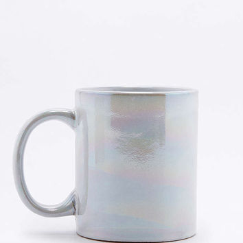 Oil Slick Mug - Urban Outfitters