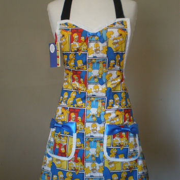 The Simpsons  Apron Limited Quantity