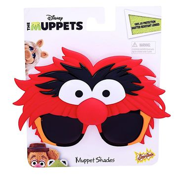 Officially Licensed The Muppets Animal Sunstaches Sun Glasses