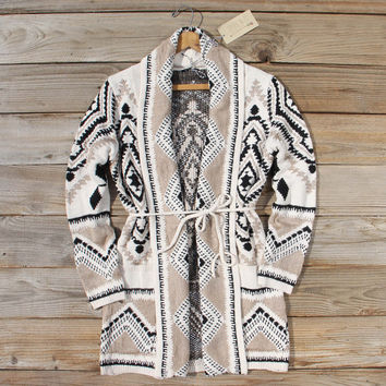 Alpine Gypsy Sweater