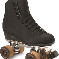 Sure Grip - 1300 Century Roller Skate Package - BLACK
