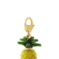 Kate Spade Pineapple Charm Yellow Multi ONE