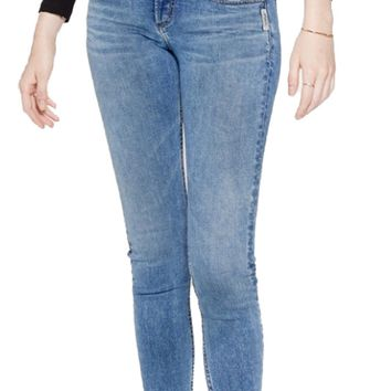 Silver Jeans Tuesday Skinny Jeans Indigo