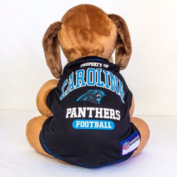 Carolina Panthers Dog Shirt NFL Football Officially Licensed Quality Product