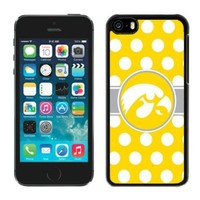 Customized Iphone 5c Case Ncaa Big Ten Conference Iowa Hawkeyes 7