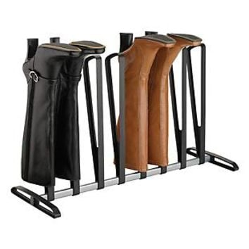 The Container Store > 4-Pair Boot Rack