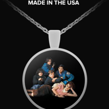 The Breakfast Club Necklaces & Pendants - The Breakfast Club Necklaces 0609-t02-c157
