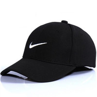 NIKE GOLF NEW Adjustable Fit DRI FIT SWOOSH FRONT BASEBALL CAP HAT