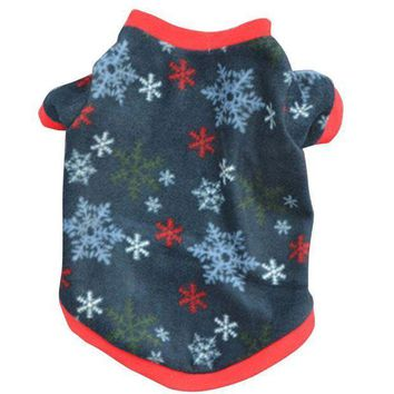 MDIGYN5 dog clothes winter Winter free christmas pet product Small Big Pet Puppy Pet Products For Dog roupa para cachorro