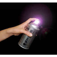 Glow Graffiti Light in a Can