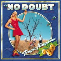 No Doubt Tragic Kingdom Lp Vinyl One Size For Men 25620595001
