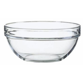 Luminarc E5616 Stackable Glass Bowl 7.75""