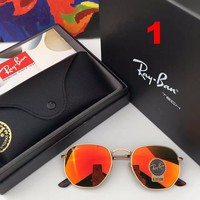 Ray-Ban RB3548N Hexagonal Flat Lenses Sunglasses 51mm Size£º51145