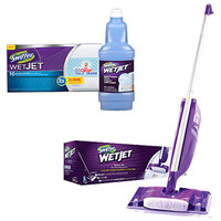 Walmart: Swiffer WetJet Starter Kit Bundle