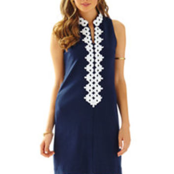 Callista High Collar Shift Dress - Lilly Pulitzer