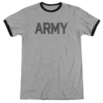 Army - Star Adult Ringer