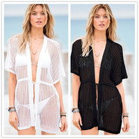 Women Beach Cover Up Swimwears Summer Dress Bathing suit Beachwear