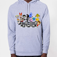 Cartoon Network Hoodie Sweatshirt (Unisex) | CrewWear