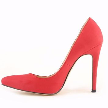 Go With The Flow Stiletto Heels