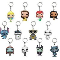 Funko Pop Keychain Blindbag: Disney Series 1 Collectible Figure