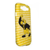 University of Iowa Hawkeyes Samsung Galaxy S3 WrapAround Slim Case - Design 5