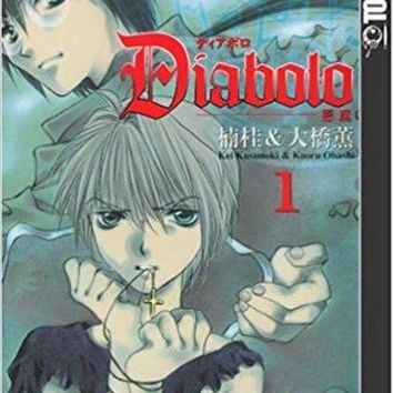 Used Diabolo Vol 1 English Manga