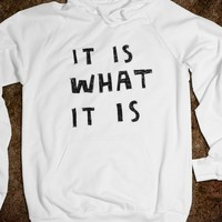 It Is What It Is - S.J.Fashion