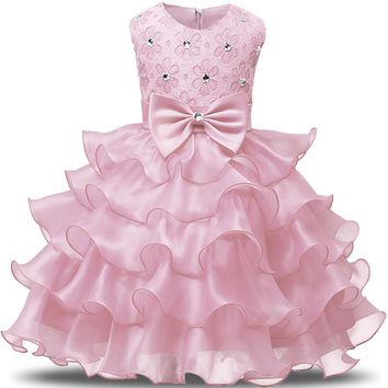 Fancy Baby Girl Ball Gown