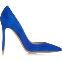 Gianvito Rossi - Suede pumps