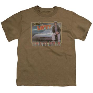 Knight Rider - Lift Short Sleeve Youth 18/1
