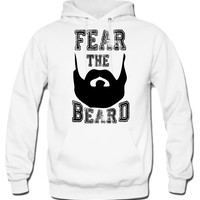 Fear the Beard Hoodie