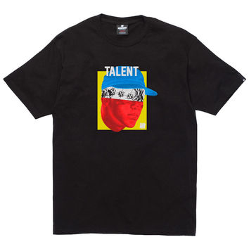 Undefeated Talent Tee In Black