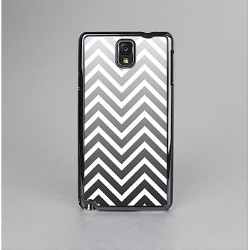 The White & Gradient Sharp Chevron Skin-Sert Case for the Samsung Galaxy Note 3