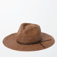 Brixton Bristol Straw Hat - Womens Hat - Natural