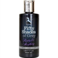 Fifty Shades Of Grey Fifty Shades Of Grey Ready for Anything Aqua Lubricant, 3.4 Fluid Ounce