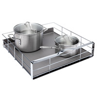 "simplehuman 20"" Pull-Out Cabinet Organizer"