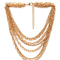 Remixed Chain Necklace
