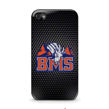 BMS BLUE MOUNTAIN STATE iPhone 4 / 4S Case Cover