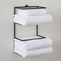 Jackson Wall Mount Towel Rack