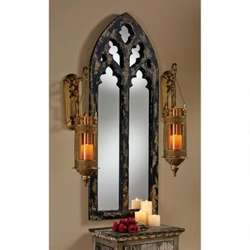 Gothic Cathedral Arch Mirror