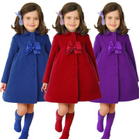 Korean Style Baby Wear New Coat Princess Girl Outfit for Fall = 1930463172