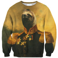Commander Sloth Sweater