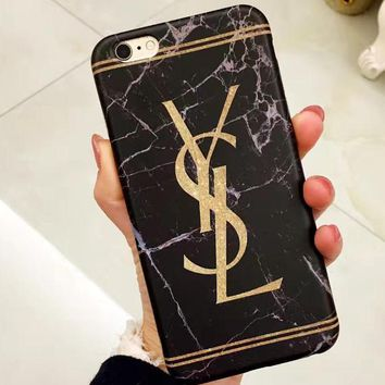 YSL The iphone 7plus covers the shell of the iphone 6s
