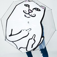 Lord Nermal Clear Umbrella